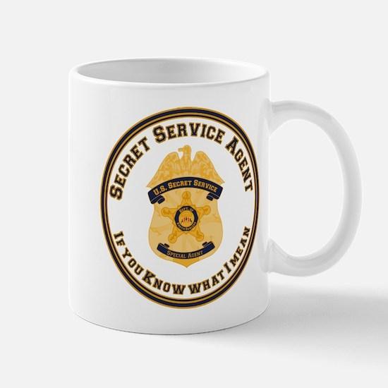 The XXX SecretService Mug