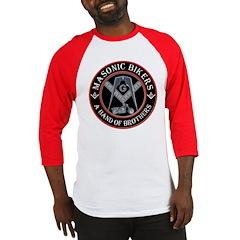 Masonic Bikers Baseball Jersey