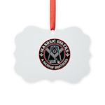 Masonic Bikers Picture Ornament