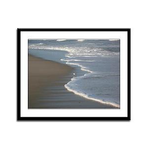 Ocean #18 Framed Panel Print