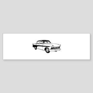 Antique Car Sticker (Bumper)