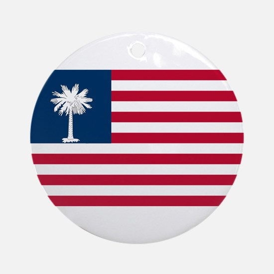 SCUSA.png Ornament (Round)