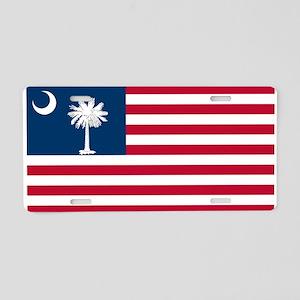 SCUSA Aluminum License Plate