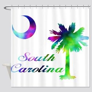SC PT MC Shower Curtain