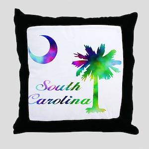 SC PT MC Throw Pillow