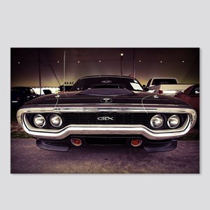 GTX Postcards (Package of 8)