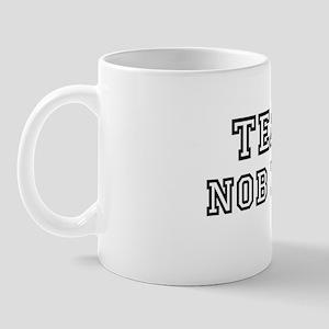 Team Nob Hill Mug