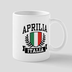 Aprilia Italia 11 oz Ceramic Mug