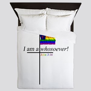 Whosoever1 Queen Duvet