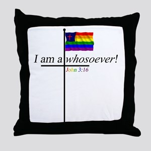 Whosoever1 Throw Pillow