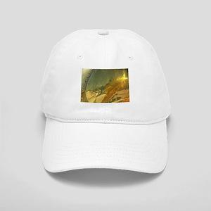 Abstract Brass Cap