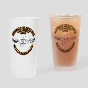 Navy - Rate - AST Drinking Glass