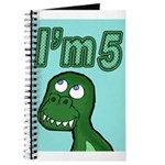 Im 5 T-rex Journal