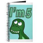 Im 5 T-rex Journal