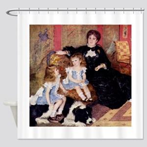 Renoir Shower Curtain