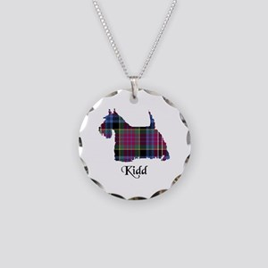 Terrier - Kidd Necklace Circle Charm