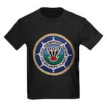 USS NEWPORT NEWS Kids Dark T-Shirt