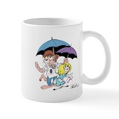 """The Holly & Wally """"Rainy Day"""" Mug"""