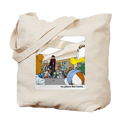 """The Endtown """"No Place Like Home"""" Tote Ba"""