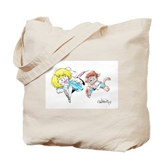 """The Holly & Wally """"Chase"""" Tote Bag"""