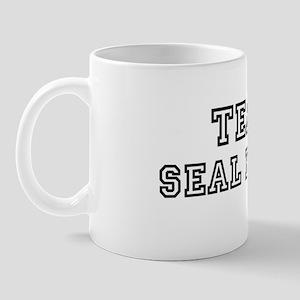 Team Seal Beach Mug