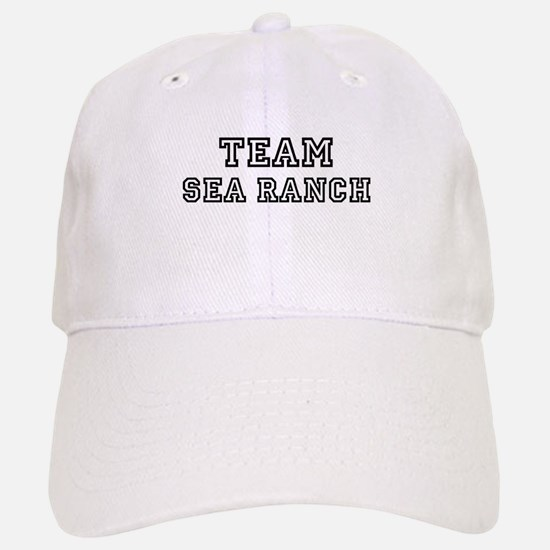 Team Sea Ranch Baseball Baseball Cap