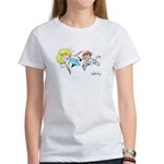 """The Holly & Wally """"Chase"""" Women's T-"""