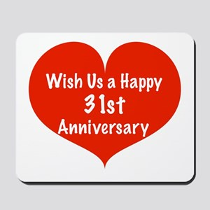31st Wedding Anniversary Cases Covers Cafepress