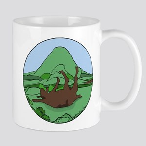Simple South Mountain MGR logo Mug
