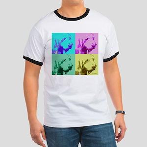 Spinone a la Warhol 2 Ringer T