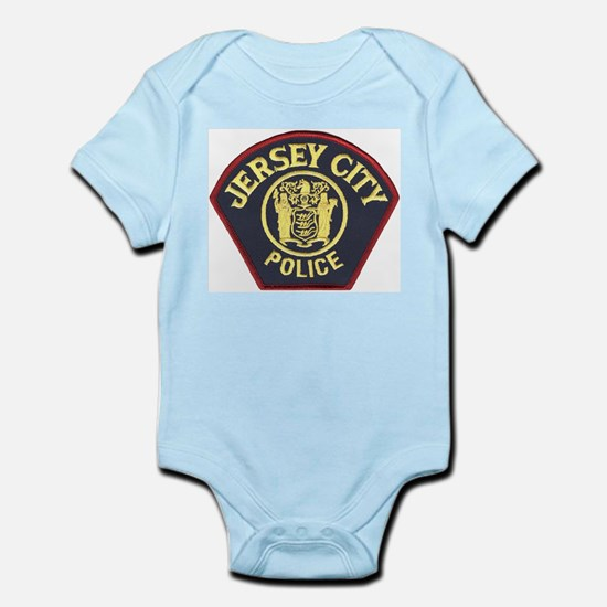 Jersey City Police Infant Creeper