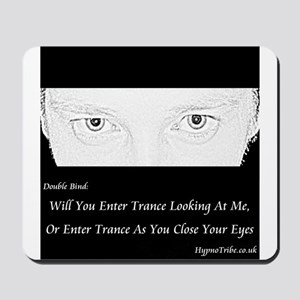 Hypnosis Series: Enter Trance Double Bind Mousepad