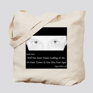 Hypnosis Series: Enter Trance Double Bind Tote Bag