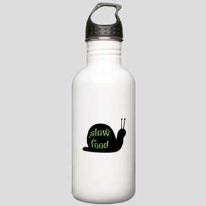 Slow Food Snail Stainless Water Bottle 1.0L