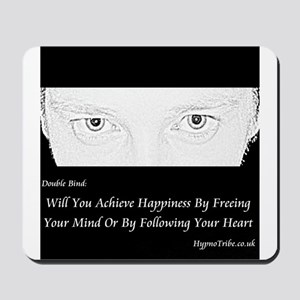 HypnoTribe Happiness Double Bind Mousepad