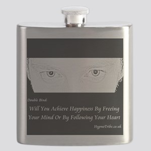 HypnoTribe Happiness Double Bind Flask