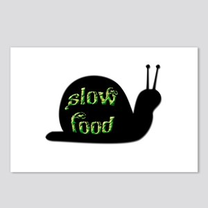 Slow Food Snail Postcards (Package of 8)