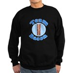 Team bacon 1 Sweatshirt (dark)