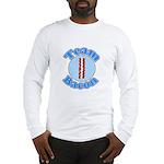 Team bacon 1 Long Sleeve T-Shirt