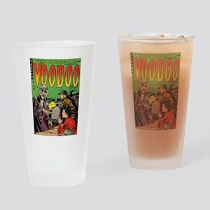 Voodoo #1 Classic Comic Book Cover Drinking Glass