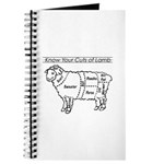 Know Your Cuts of Lamb Journal