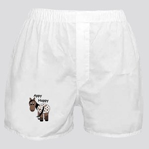 Appy Happy, Boxer Shorts