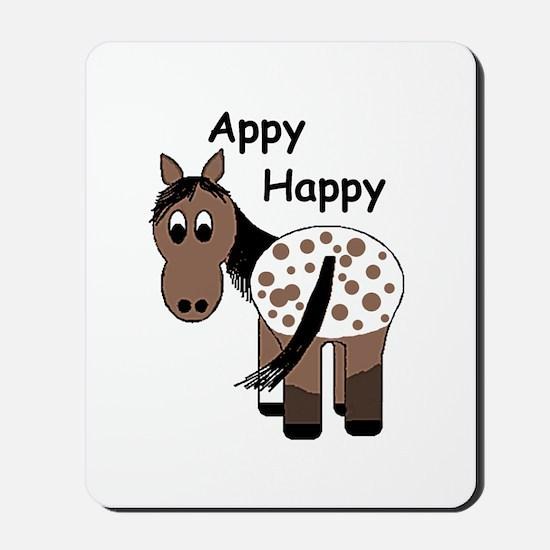 Appy Happy, Mousepad