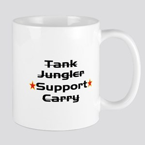Leage Support Player Pride Mug