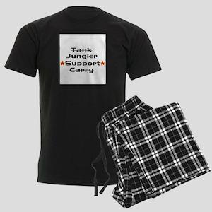 Leage Support Player Pride Men's Dark Pajamas