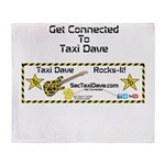 Get Connected to TD Throw Blanket