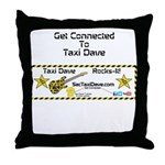 Get Connected to TD Throw Pillow