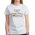 Get Connected to TD Women's T-Shirt