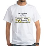Get Connected to TD White T-Shirt