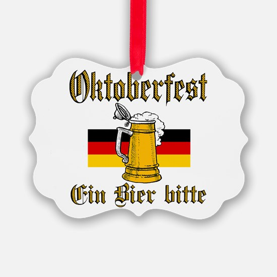 ein beer.png Ornament
